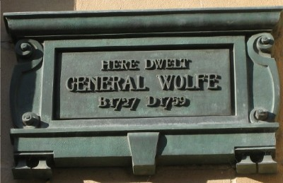Wolfe plaque