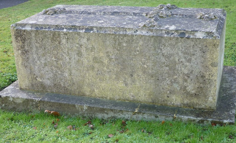 Burney family tomb